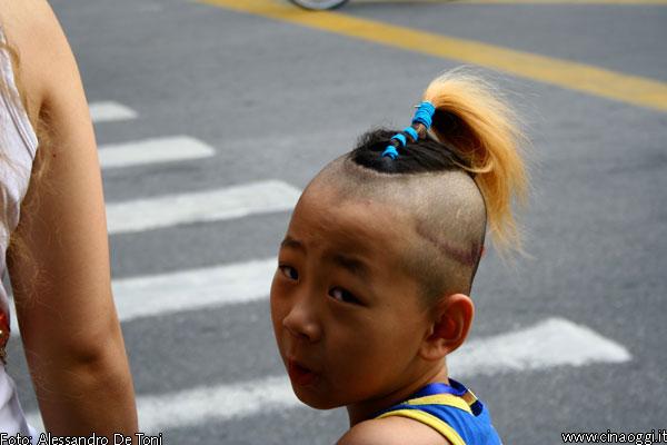 Chinese kids