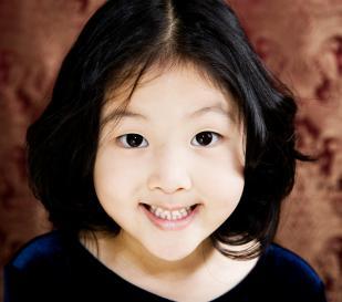 bambina modella cinese