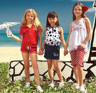 modelle bambine
