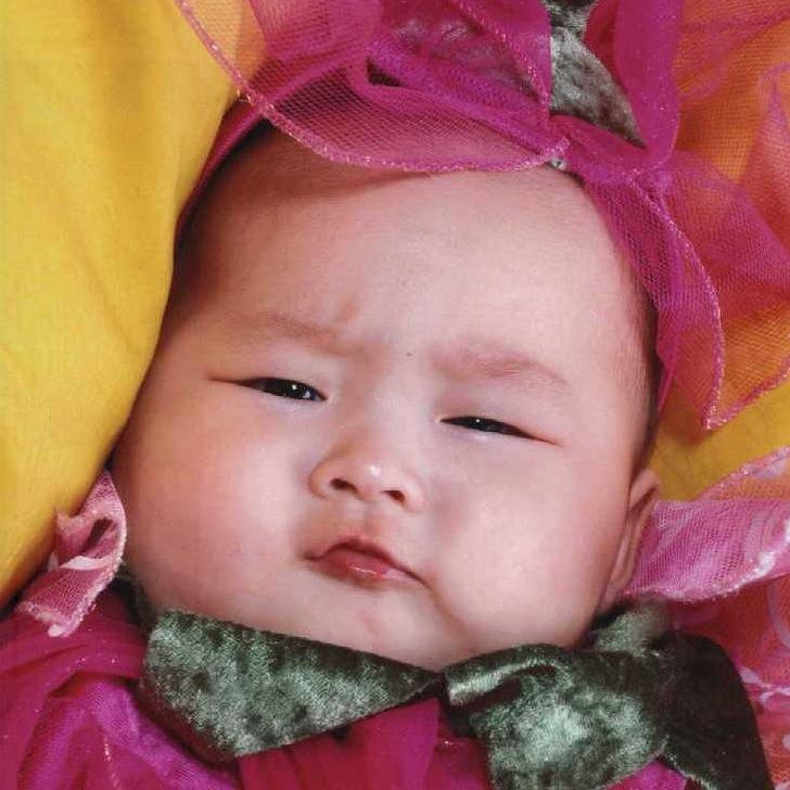 neonato cinese