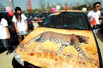 Auto Culture Festival in Cina