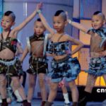 Cina crazy per i baby modelli