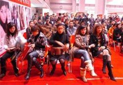 audizioni in Cina