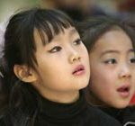 bambine cinesi modelle