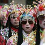 Cina: il fascino della maschera