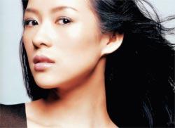Zhang Ziyi - persone più famose in Cina