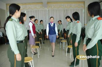 hostess cinesi