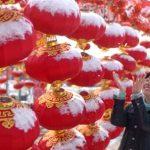Festival delle lanterne in Cina