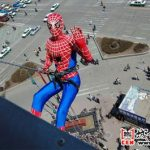 Spiderman in Cina