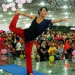I bimbi cinesi nel pancione hanno festeggiato le mamme