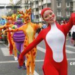 Cartoon Carnival in Cina
