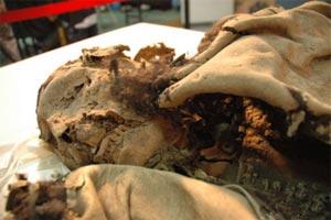 mummia sciamano