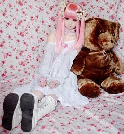 cosplay ragazze cinesi giapponesi