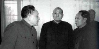 Deng Xiaoping, Chen Yun e Hu Yaobang
