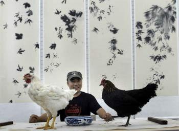 rapporto con gli animali in Cina
