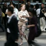Nudi per strada ad Hong Kong per le proteste animaliste