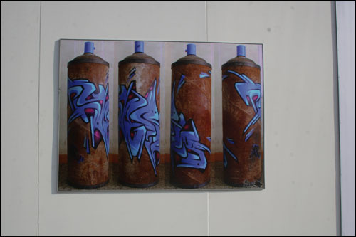 Graffiti cinesi