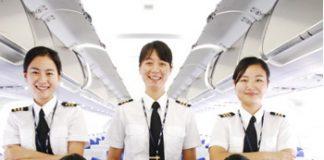 donne pilota in Cina