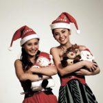 Twins per Natale