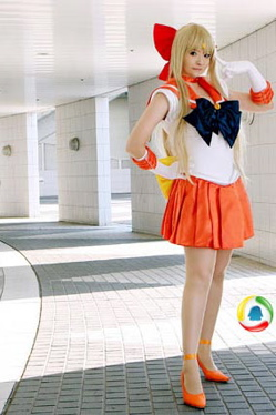 Sailor Venus Cosplay