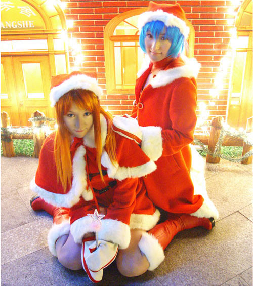 cosplay natale