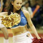 Hong Kong Cheerleaders: Cheerleader competition ad Hong Kong