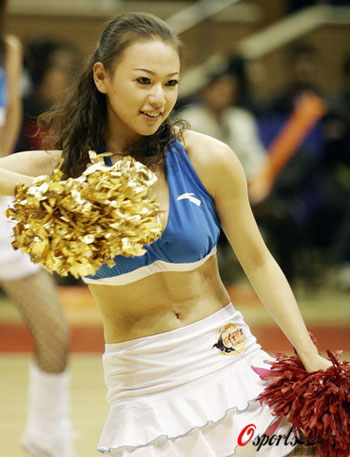 hong kong cheerleaders