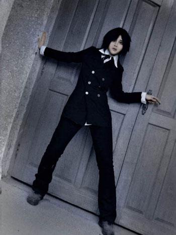 cosplay gotico
