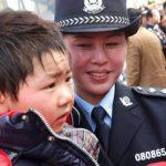 Bloccato traffico di bambini in Cina