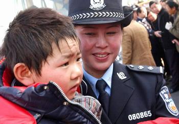 Traffico di bambini in Cina