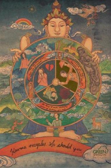 greenshanghai-karma