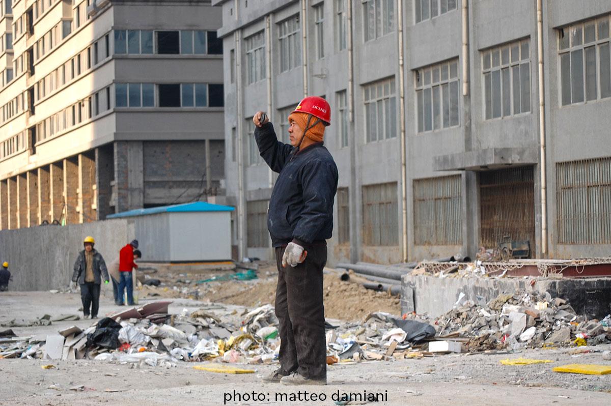 sede della CCTV a Beijing