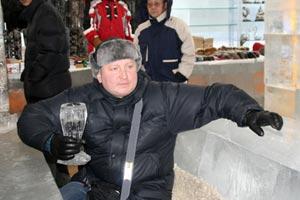 Harbin Ice bar