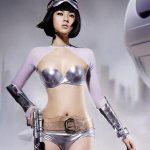 Le 10 donne cinesi più belle del 2007