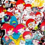 Song Yang & Bad Girl realizzati da Song Yang, un giovane grafico cinese