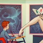 Le illustrazioni di James Jean