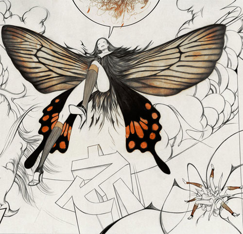 James Jean-Illustratore cinese