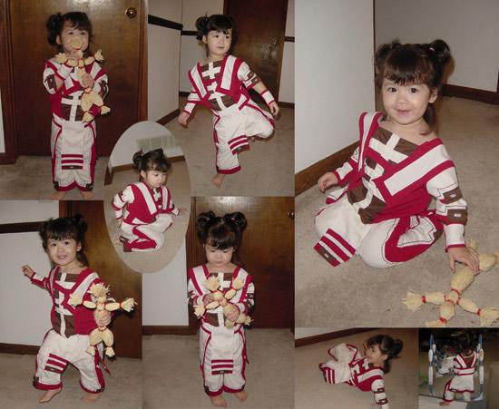 cosplay bambini