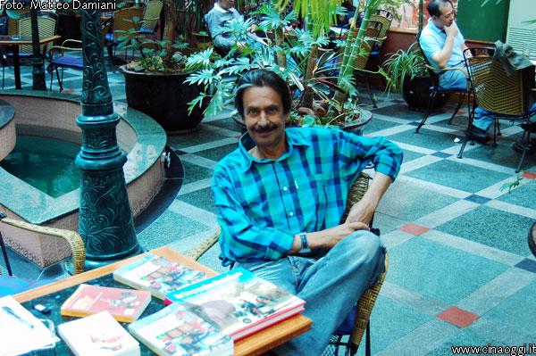 Giorgio Bettinelli a Kunming