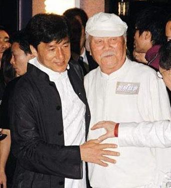 Celebrità e genitori - Jackie Chan