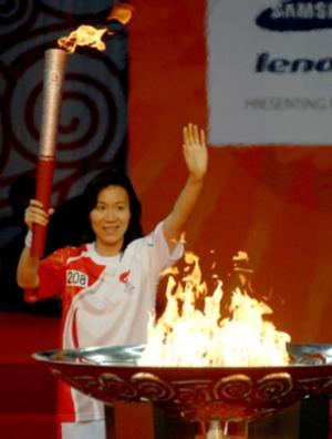 atleti cinesi