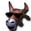 Toro alcolizzato