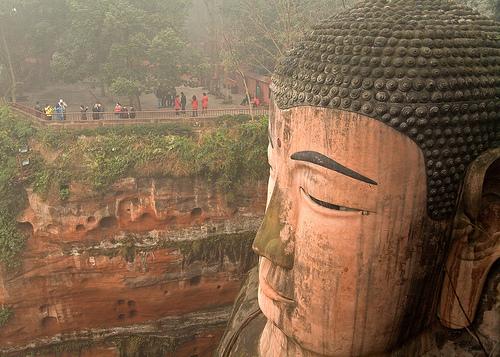 Il Grande Buddha di Leshan