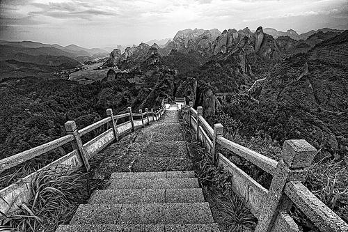 Hunan montagna