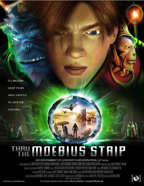 Thru the Moebius Strip
