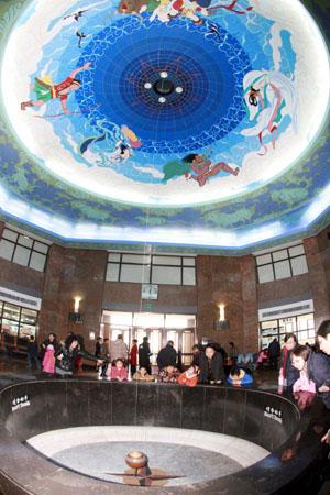 035planetario---Il Planetarium di Pechino