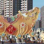 La Cina si prepara all'anno del bufalo