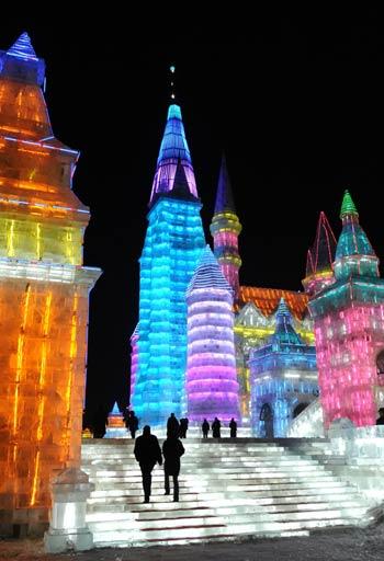 harbin-00-Festival del Ghiaccio ad Harbin