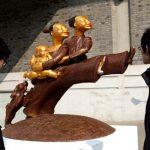 Fine Arts Exhibition nella regione del Delta del fiume Yangtze