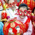 Capodanno in Cina 2009